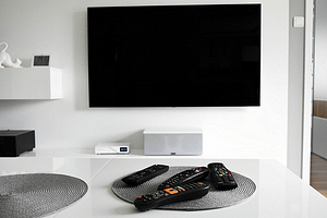 best tv for off angle viewing