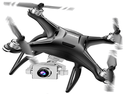 best gps camera drone for the money