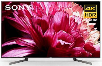 cheap motion blur tv