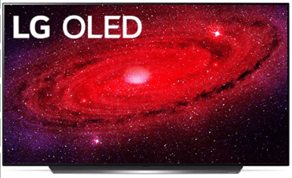 expensive tv for motion blur